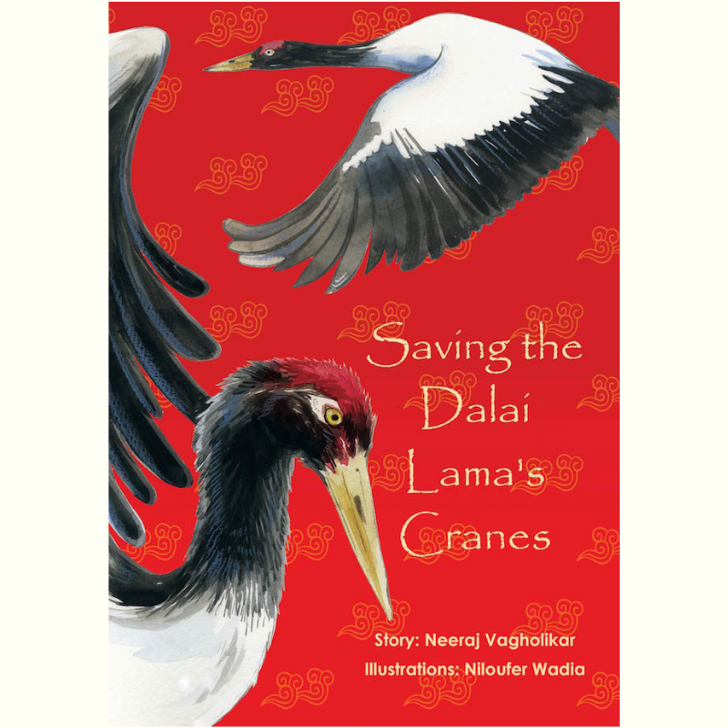 Saving the Dalai Lama's Cranes