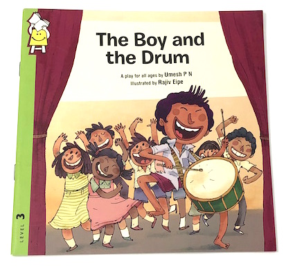 The Boy and the Drum