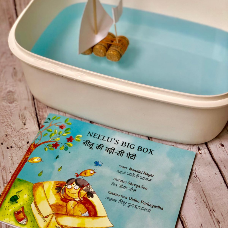 STEM Experiments for Preschoolers - Float or Sink?