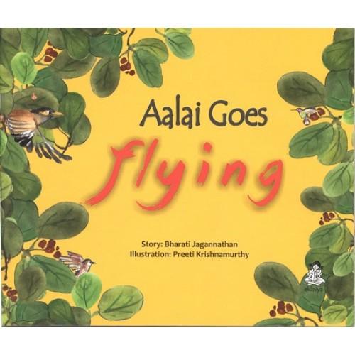 Aalai Goes Flying