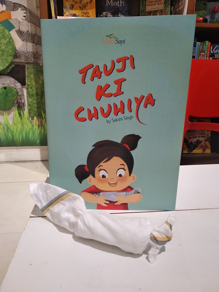 Books for Kids: Tauji Ki Chuhiya by Sakshi Singh | Toka