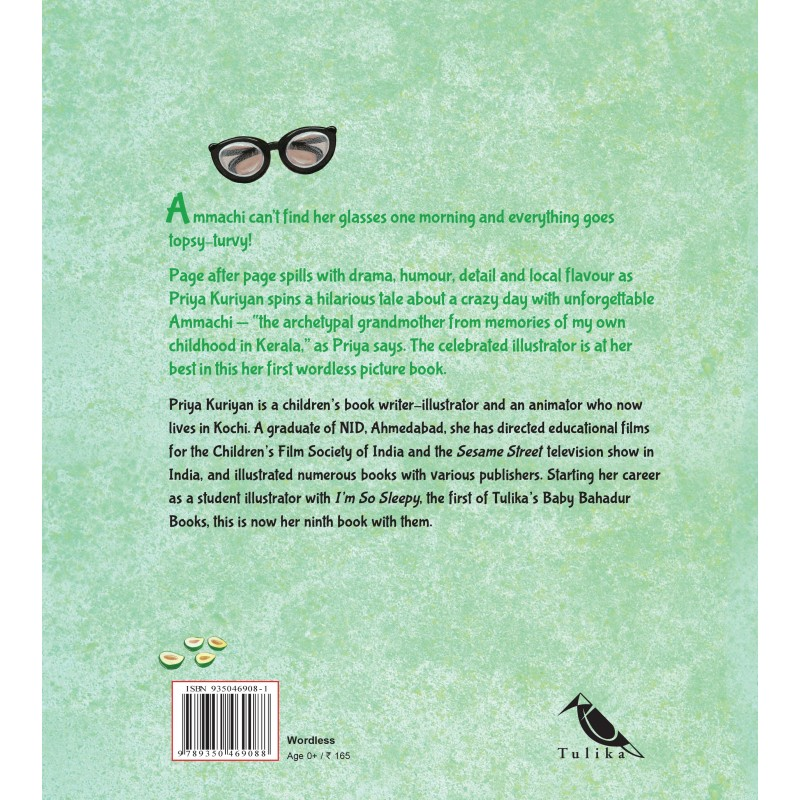 Ammachi's Glasses (Wordless Book)