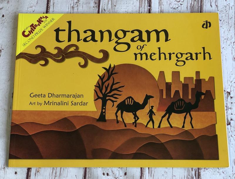 Thangam of Mehrgarh