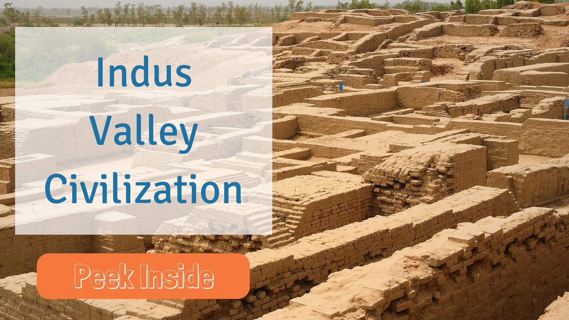 Indus Valley Civilization for kids