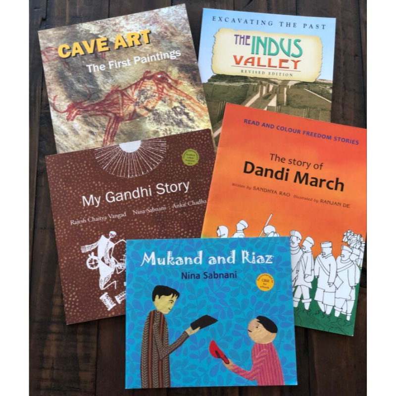 Toka History Book Bundle