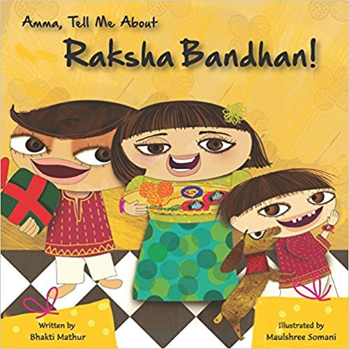 Amma Tell Me About Rakshabandhan