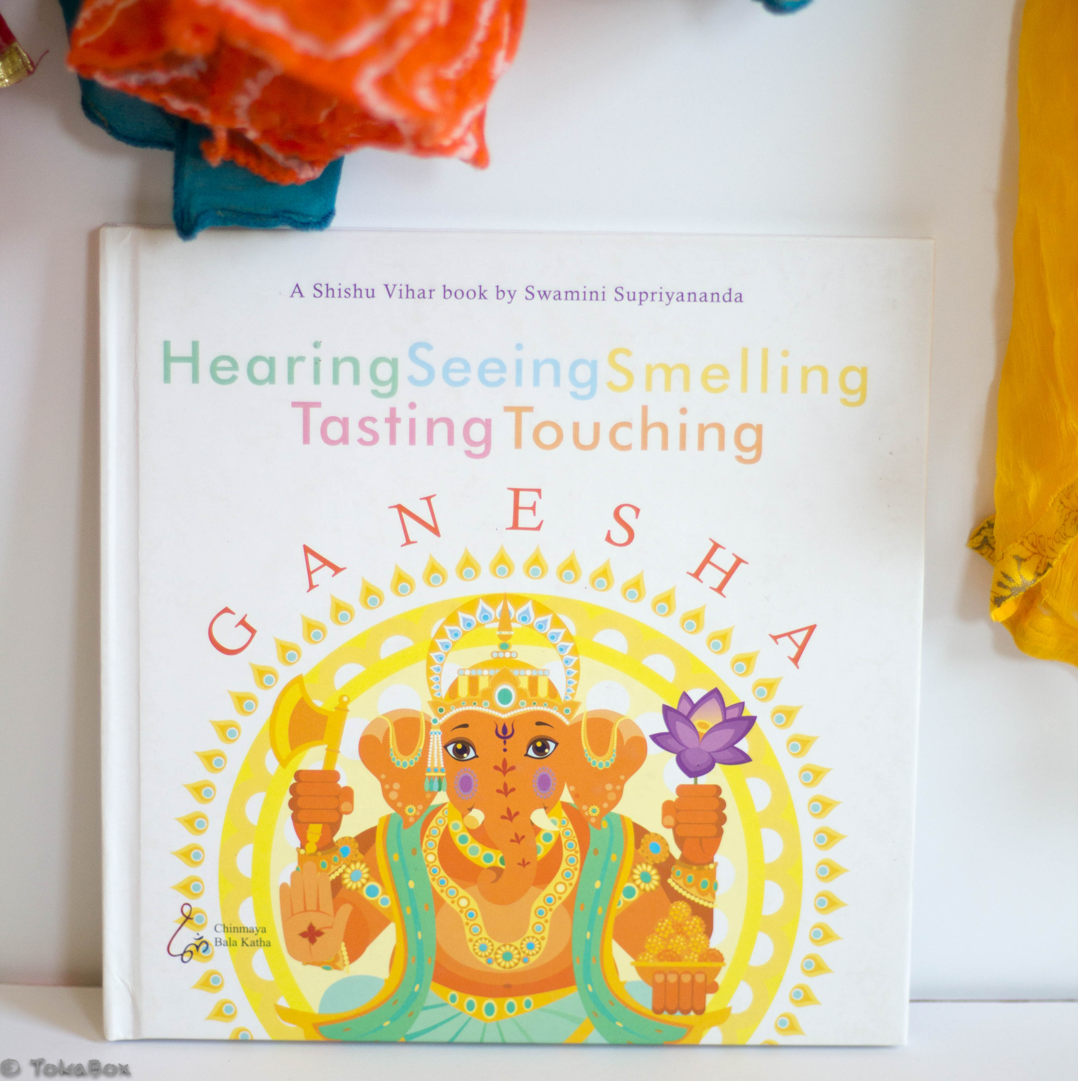 Ganesha - Hearing, Seeing, Smelling, Tasting, Touching