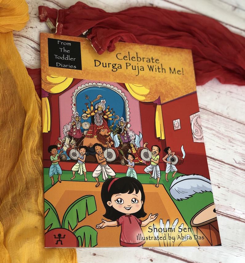 Celebrate Durga Puja With Me