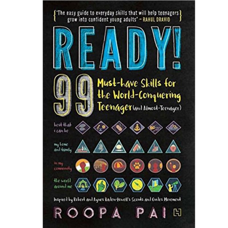 Ready!: 99 Must-have Skills for the World-Conquering Teenager