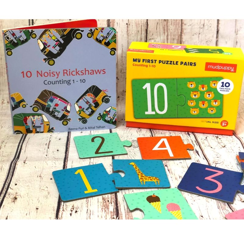 Numeracy Skills for Babies