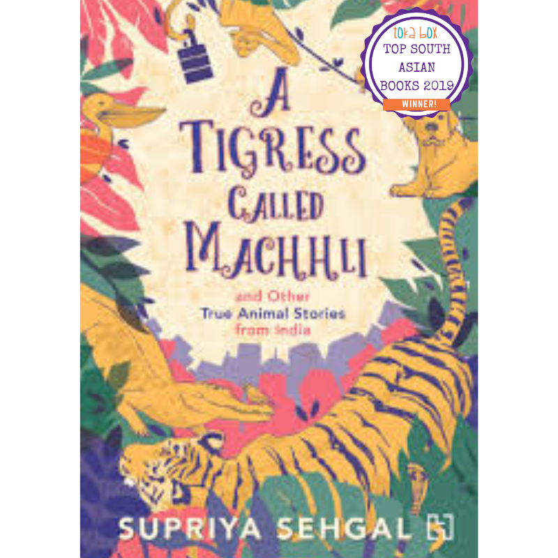 A Tigress Called Machhli