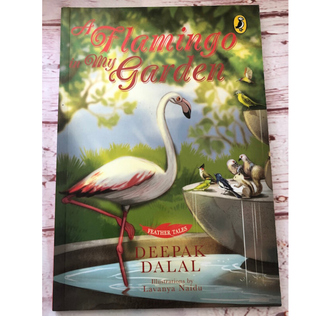 A Flamingo in My Garden
