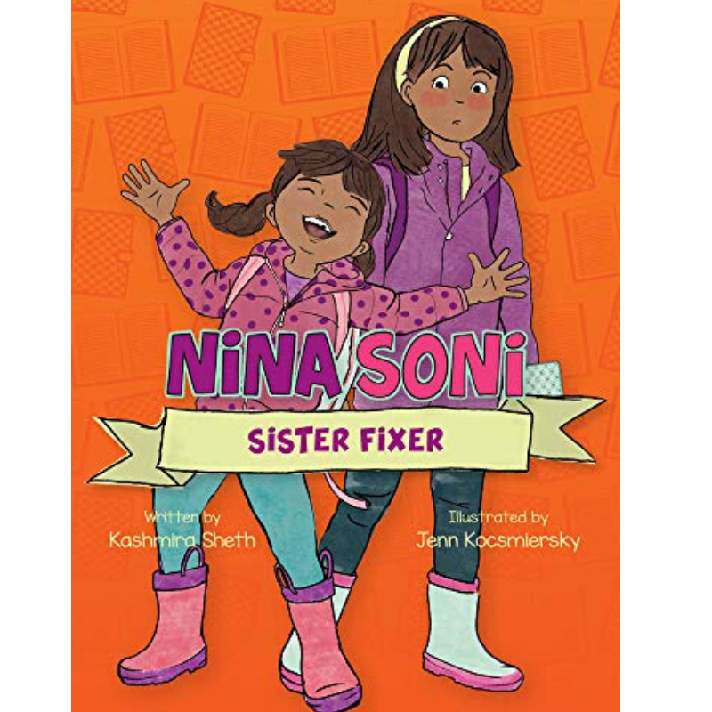 Nina Soni - Sister Fixer!