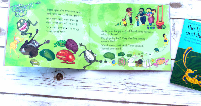 Bilingual Panchatantra Bundle