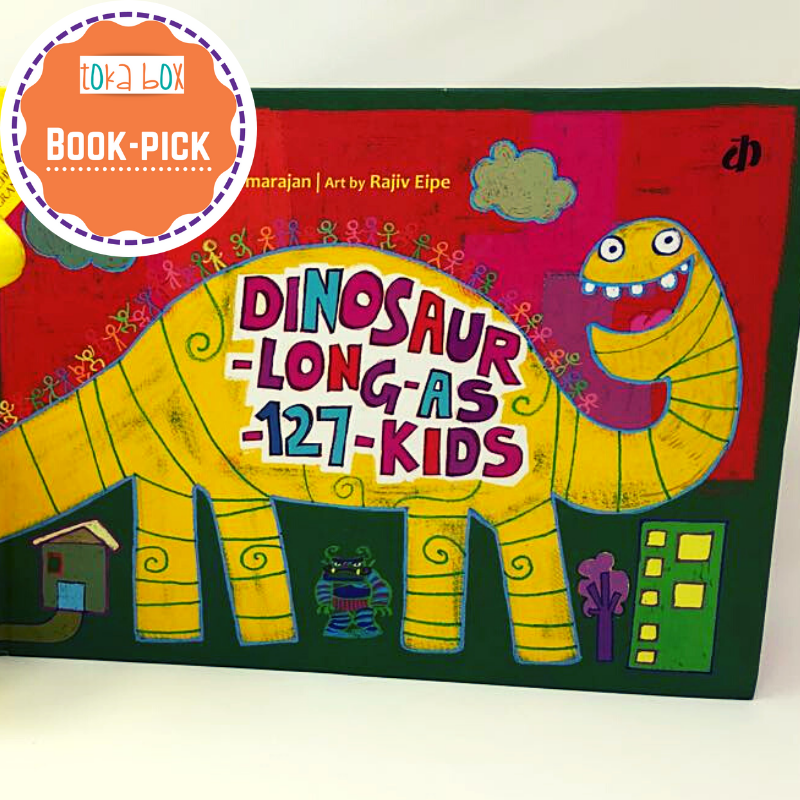 Dinosaur-Long-as-127-kids