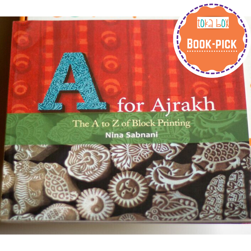 A is For Ajrakh