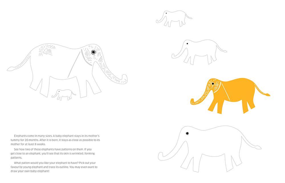8 Ways to Draw an Elephant