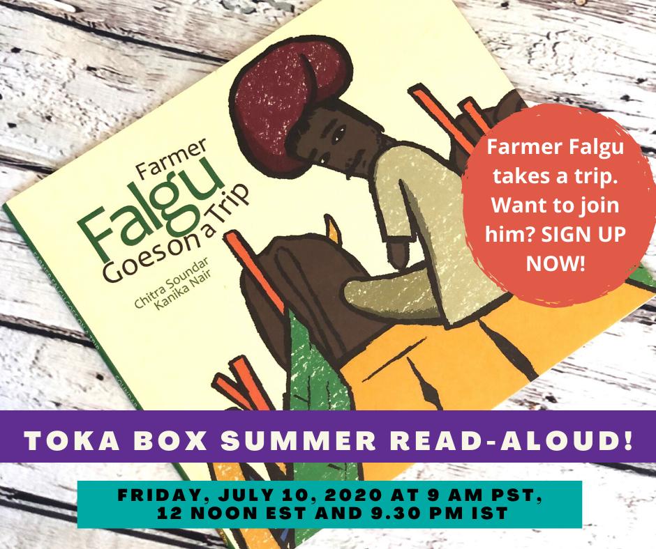 Farmer Falgu Read Aloud