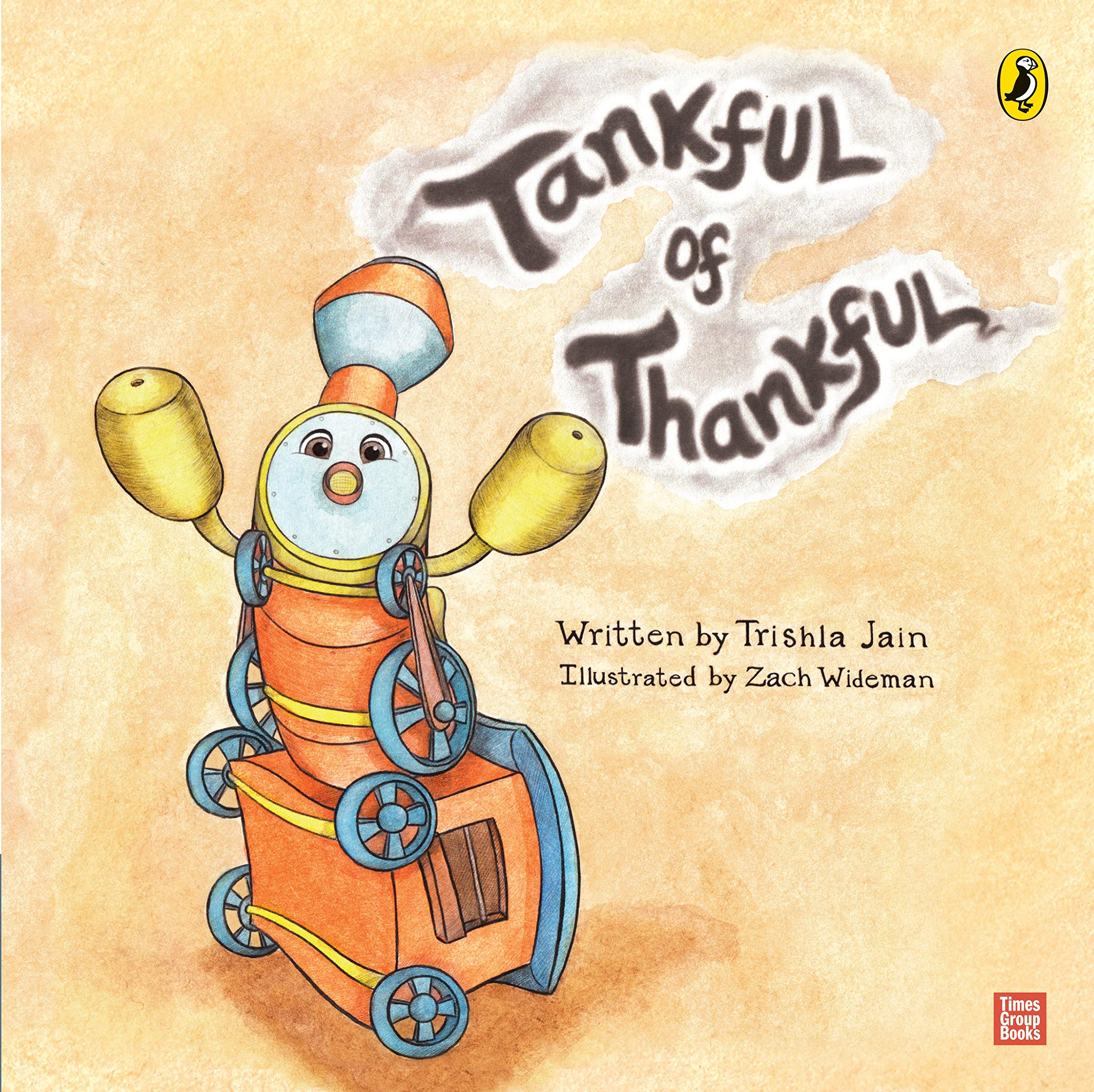 Tankful of Thankful