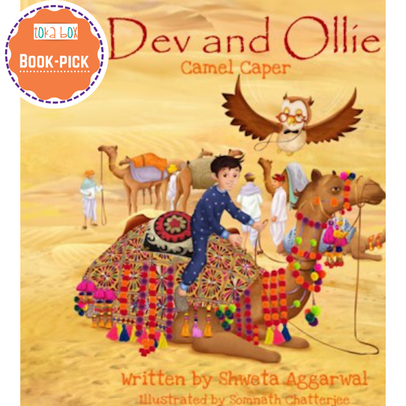 Dev and Ollie - Camel Caper