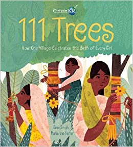 111 Trees by Rina Singh