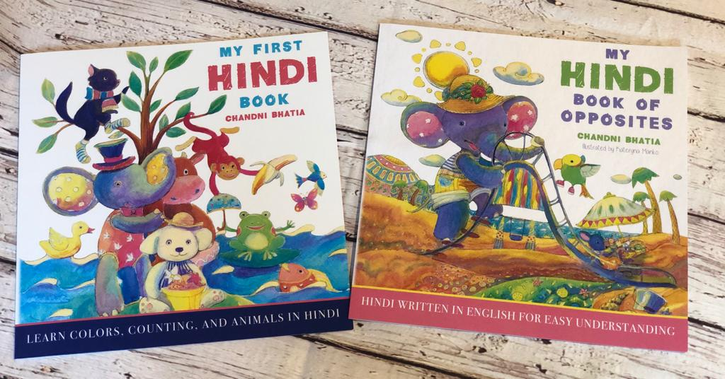 Hindi Starter Book Bundle
