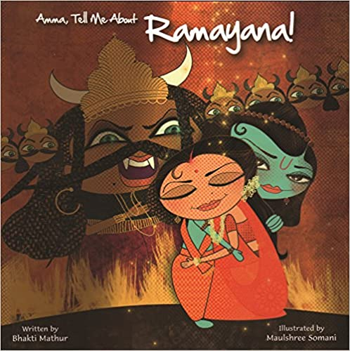 Amma Tell Me about Ramayana