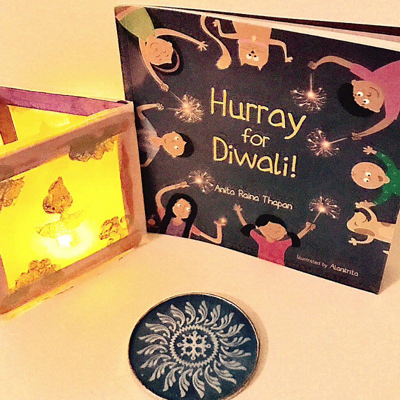 Toka Junior Diwali Box for Preschoolers