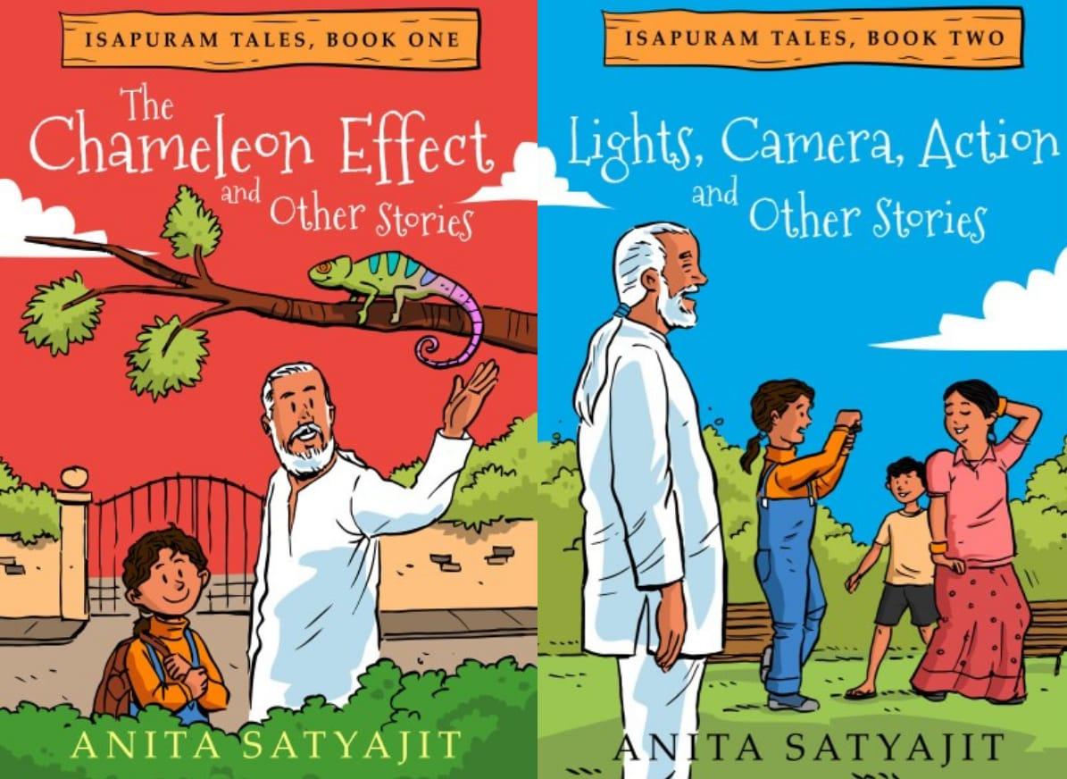 Isapuram Tales Book 1 and 2