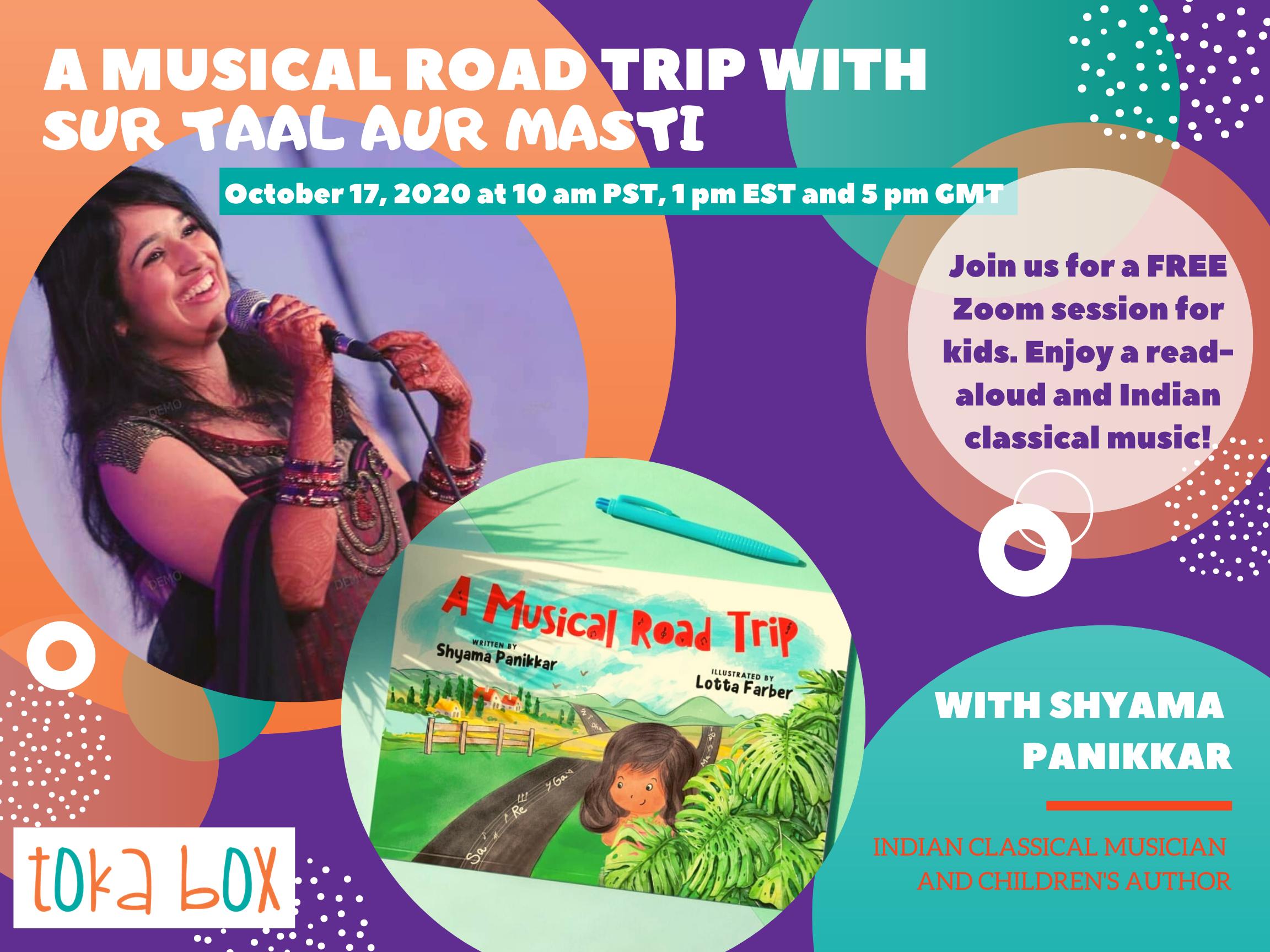 A Musical Road Trip Read Aloud