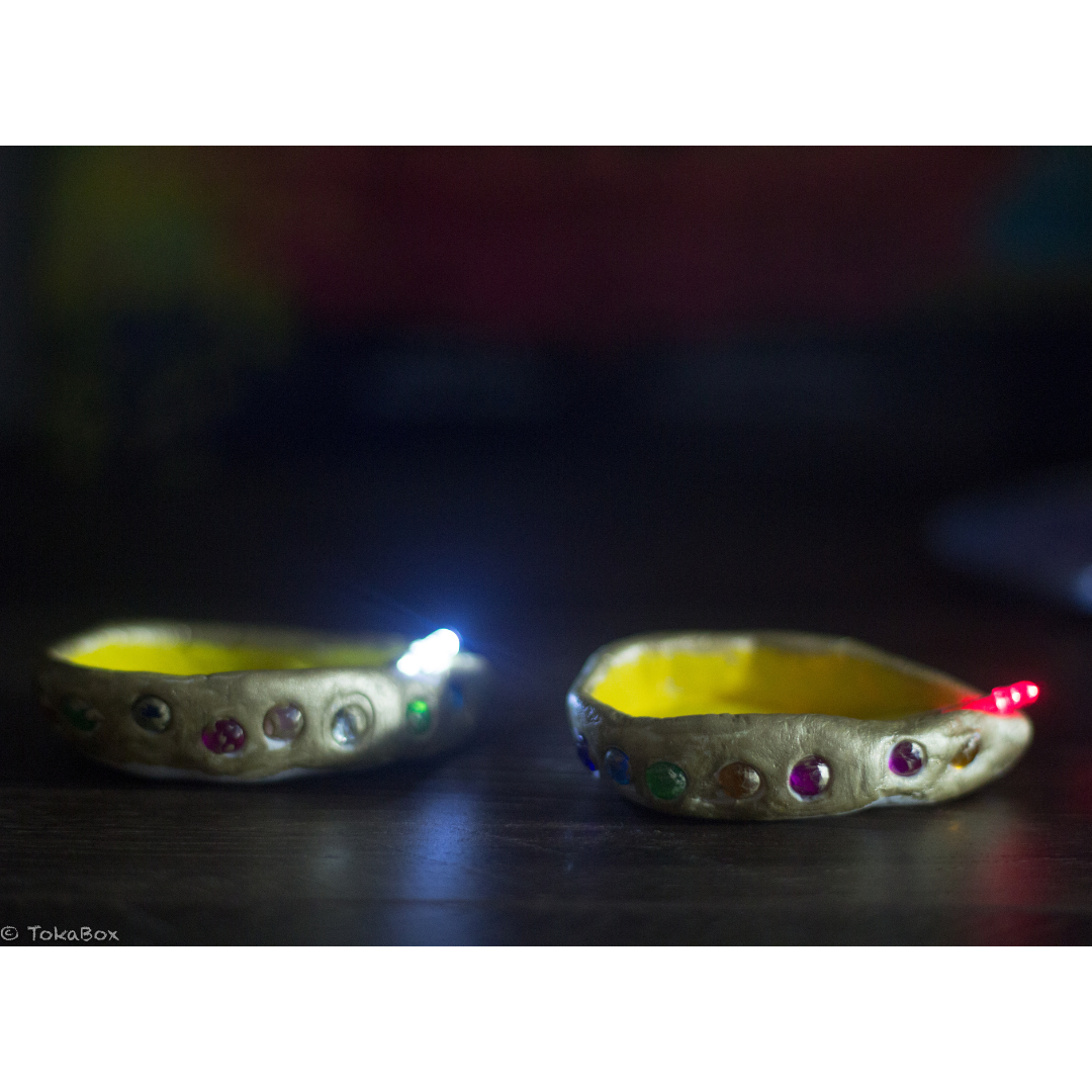 Diwali LED Diyas