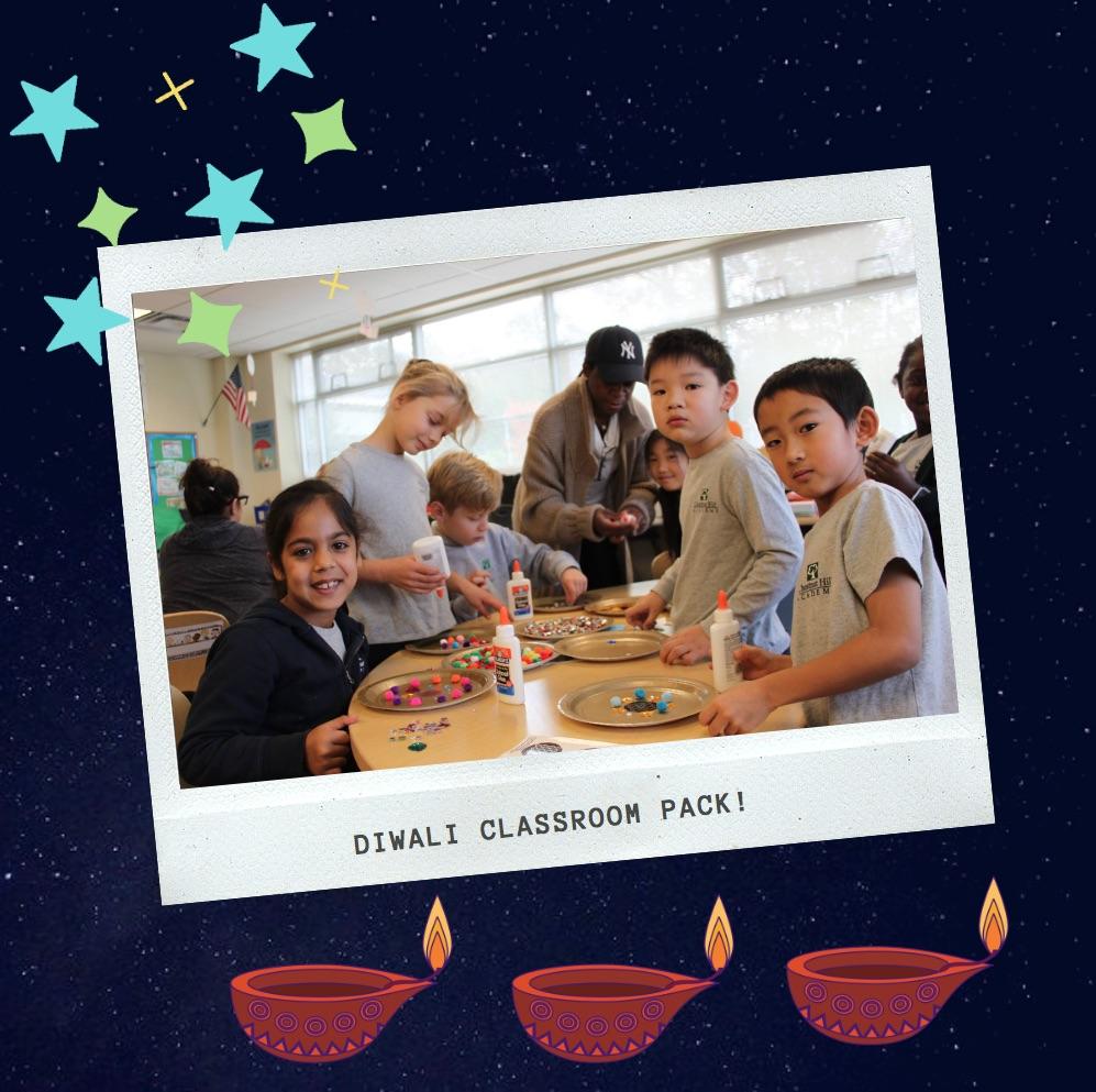 Diwali Classroom Pack