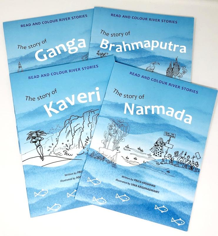 Rivers of India Book Bundle