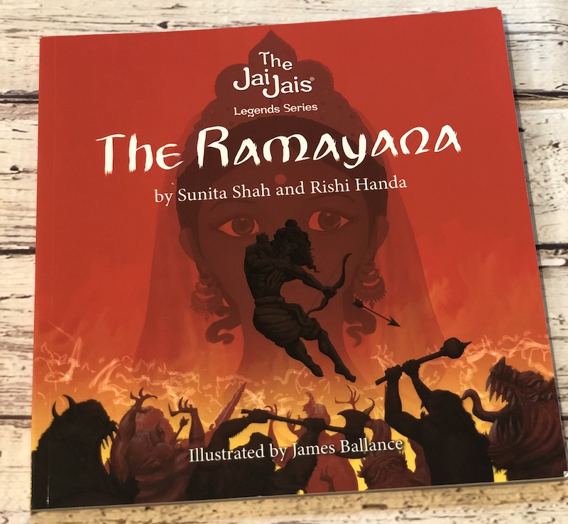Legend Series: The Ramayana