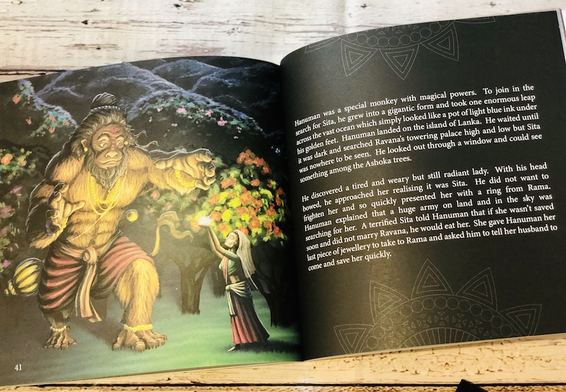 Legend Series: The Ramayana
