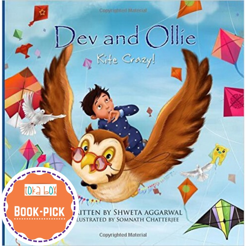 Dev and Ollie: Kite Crazy