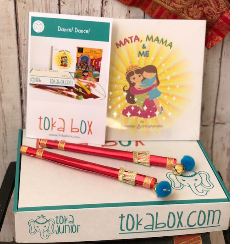 Toka Junior Navratri Box