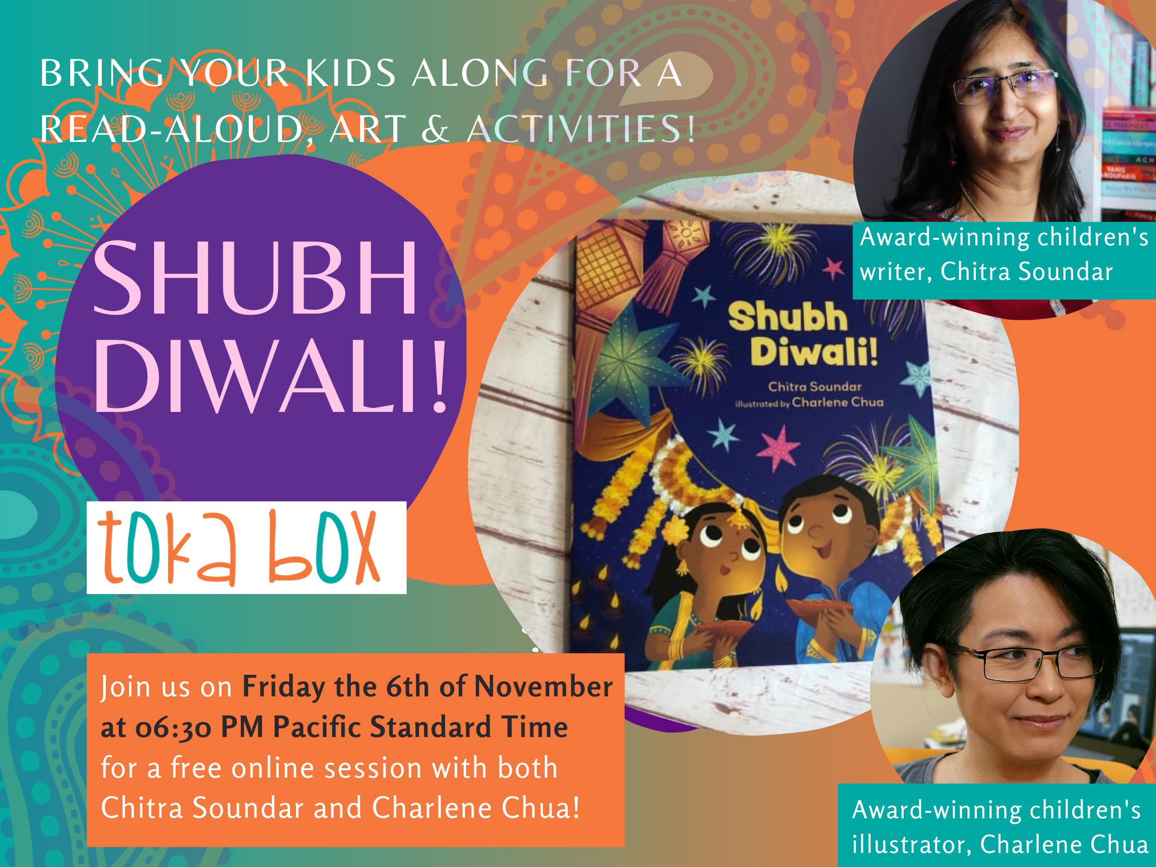 Shubh Diwali Read Aloud