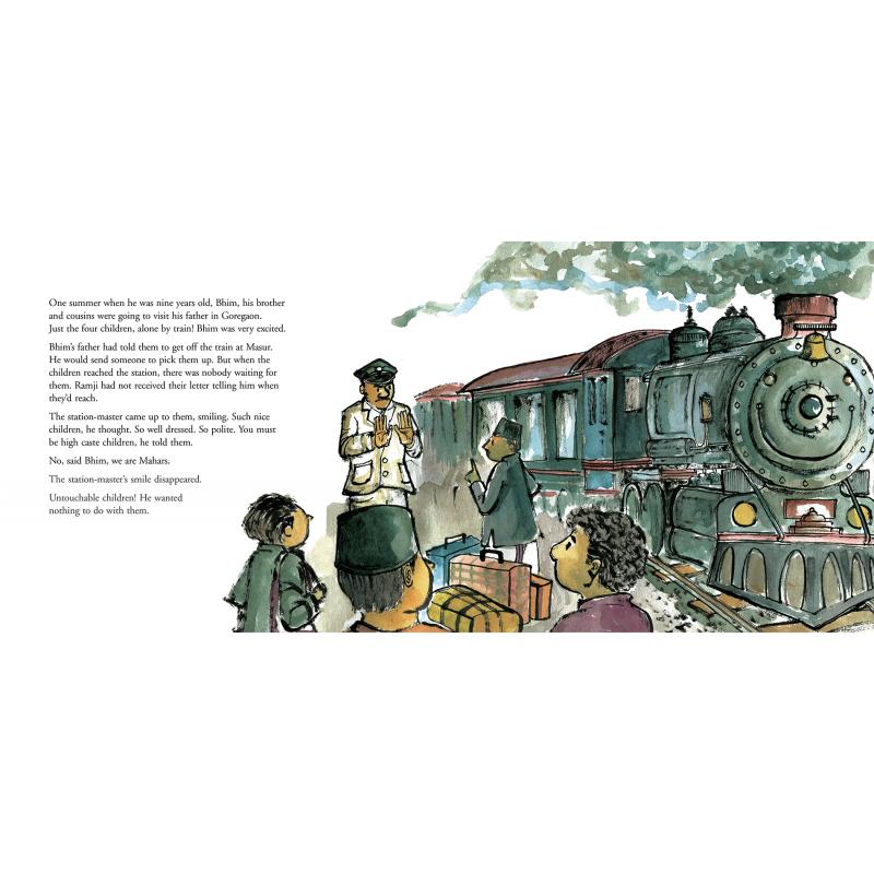 Bhimrao Ambedkar: The Boy Who Asked Why