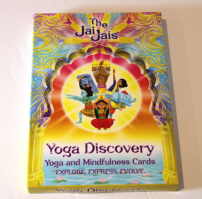 The Jai Jais Yoga and Mindfulness Cards