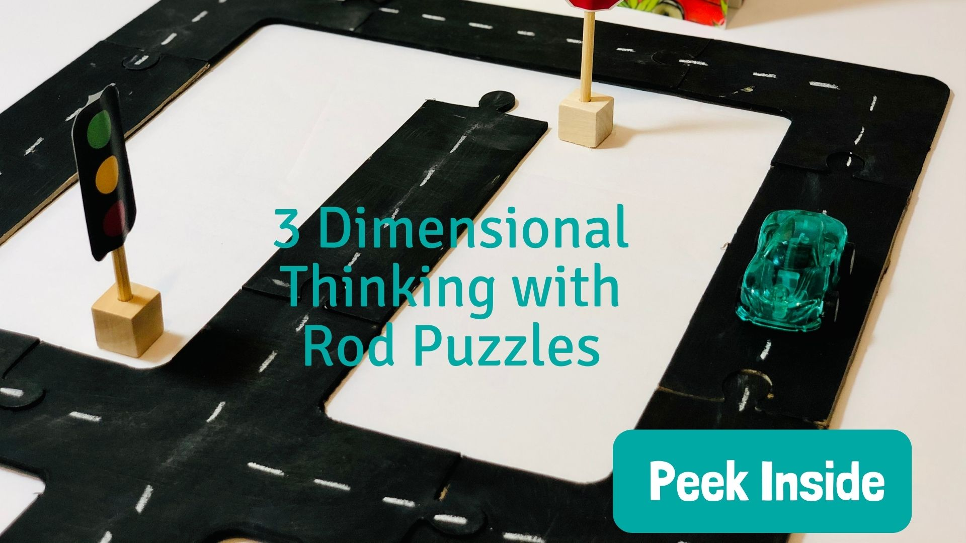 3 Dimensional Thinking for preschoolers