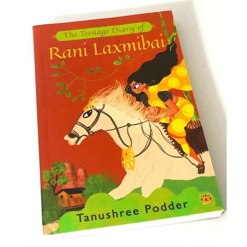 The Teenage Diary of Rani Laxmibai