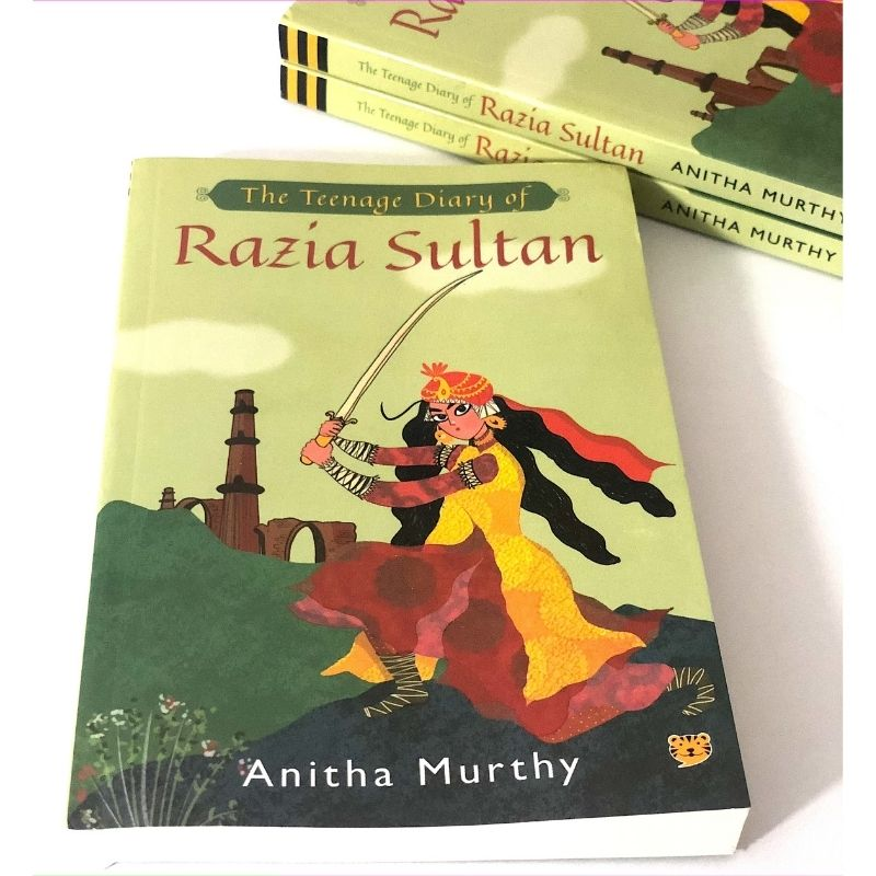 The Teenage Diary of Razia Sultan