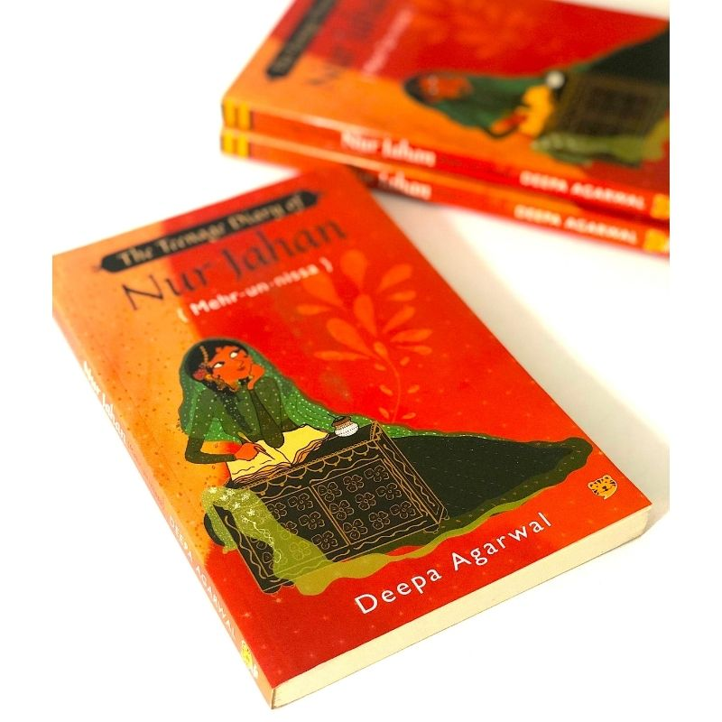 The Teenage Diary of Nur Jahan {Mehr-Un-Nissa}