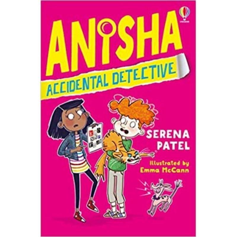 Anisha, Accidental Detective