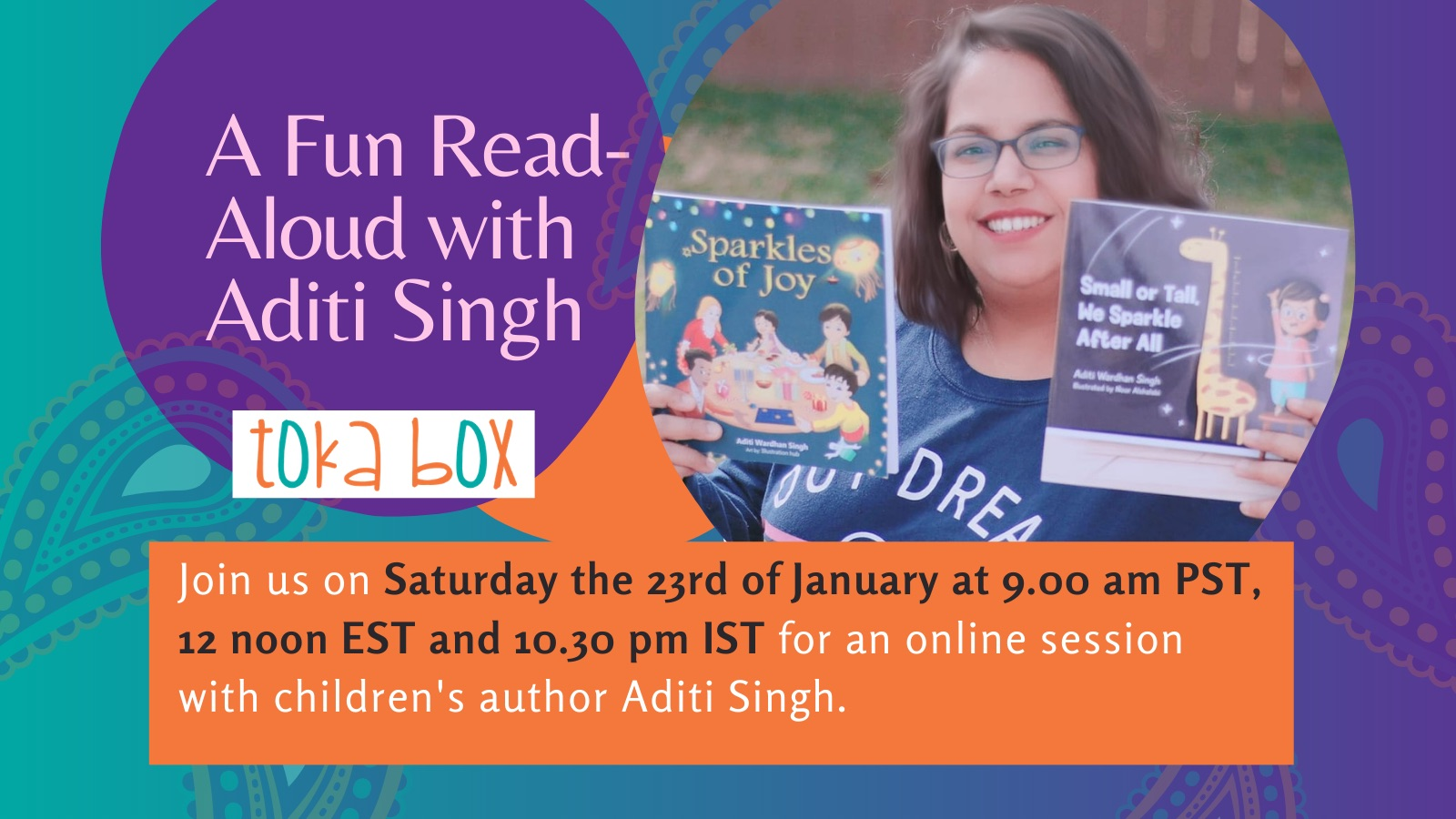 Aditi Singh Event