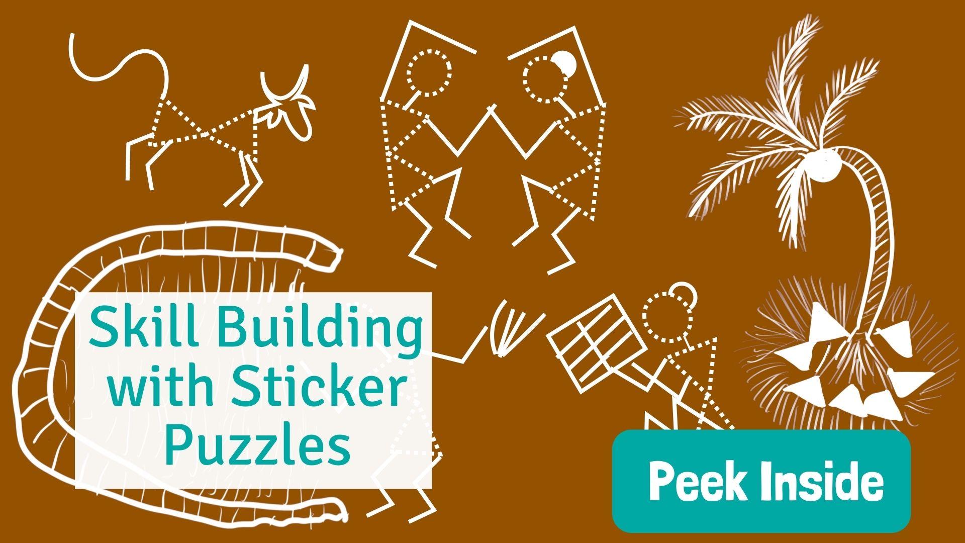 Warli Art for preschoolers