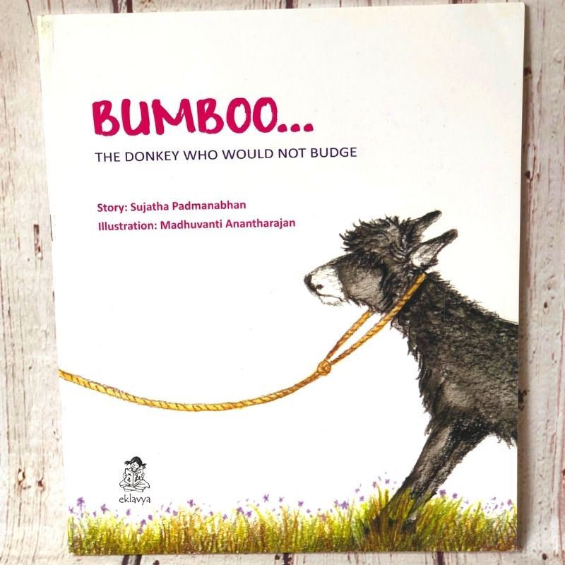 BUMBOO... The Donkey Who Would Not Budge