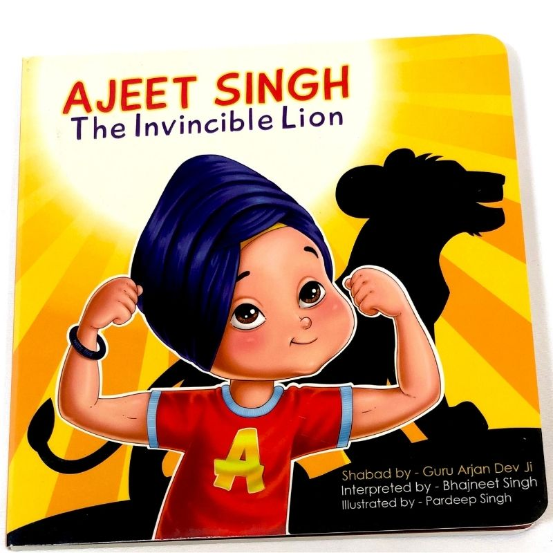 Ajeet Singh: The Invincible Lion