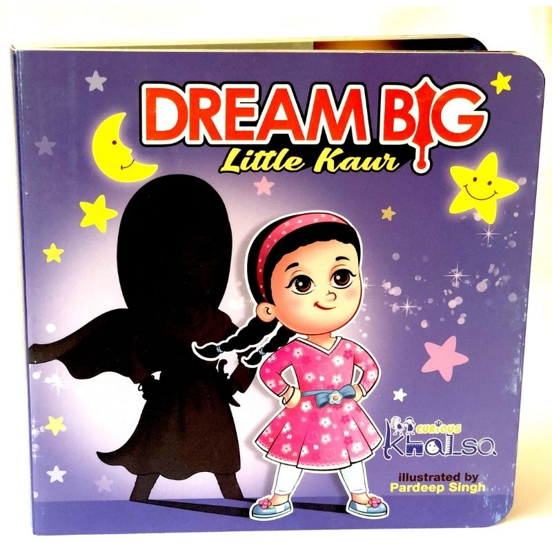 Dream Big Little Kaur